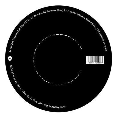Shlomi Aber PARADOX Vinyl Record