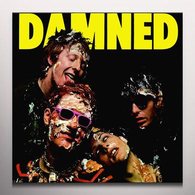 DAMNED DAMNED DAMNED Vinyl Record - Black Vinyl, Limited Edition, 200 Gram Edition
