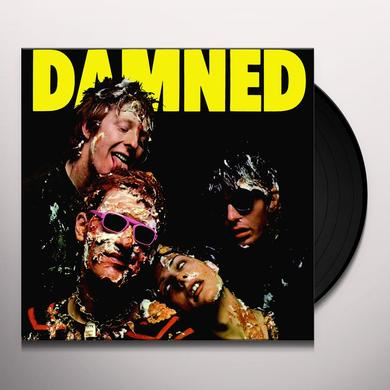 DAMNED DAMNED DAMNED Vinyl Record - Limited Edition, Yellow Vinyl
