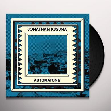 Jonathan Kusuma AUTOMATONE Vinyl Record
