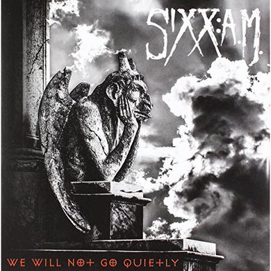 Sixx:A.M. WE WILL NOT GO QUIETLY Vinyl Record