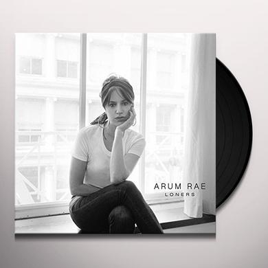 Arum Rae LONERS Vinyl Record