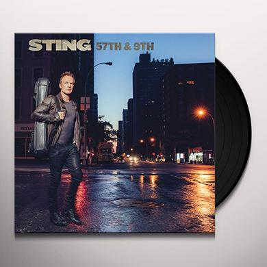 Sting 57TH & 9TH Vinyl Record