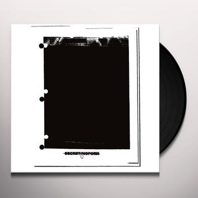 Not Waving REDACTED Vinyl Record