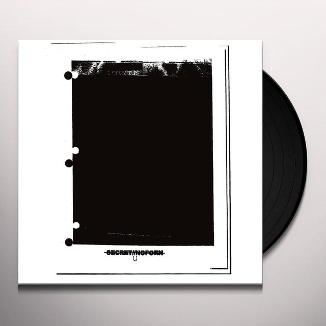 Not Waving REDACTED Vinyl Record