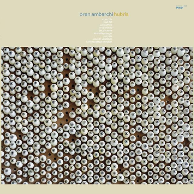 Oren Ambarchi HUBRIS Vinyl Record