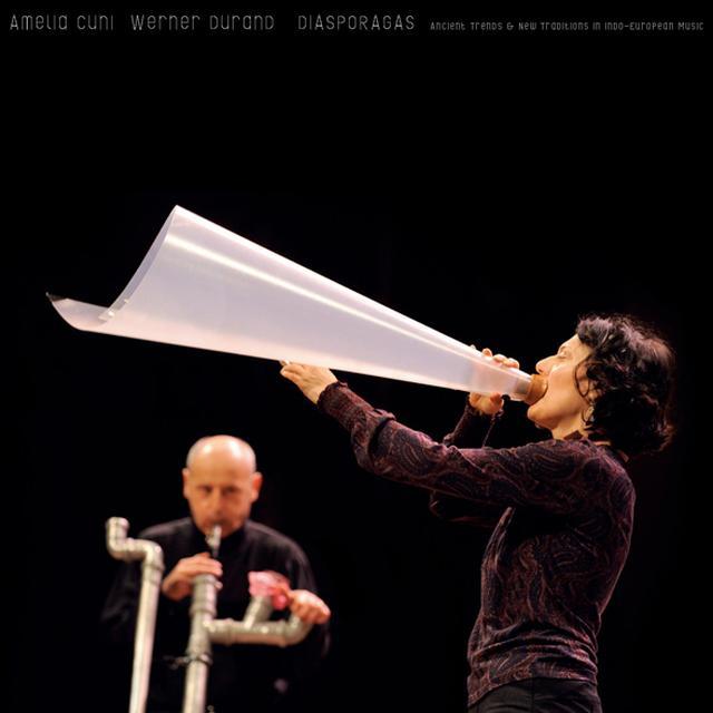 Amelia Cuni / Werner Durand DIASPORAGAS Vinyl Record