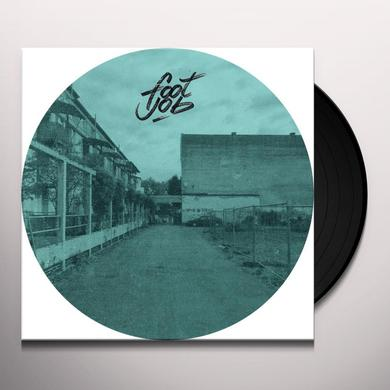 PALLASPEOPLE FOOTJOB 007 Vinyl Record