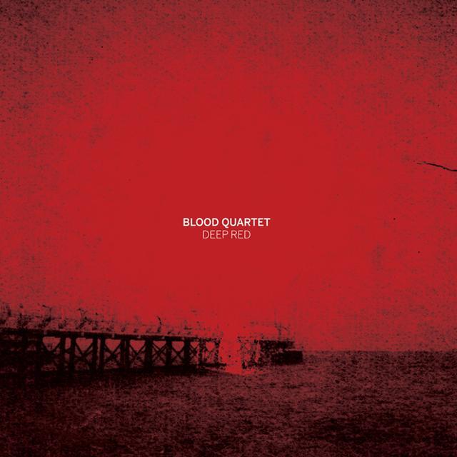 BLOOD QUARTET DEEP RED Vinyl Record