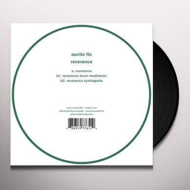 Auntie Flo REVERENCE Vinyl Record