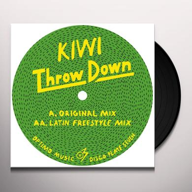 KIWI THROWDOWN Vinyl Record