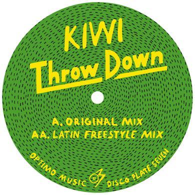 KIWI THROWDOWN Vinyl Record