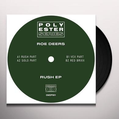 ROE DEERS RUSH Vinyl Record
