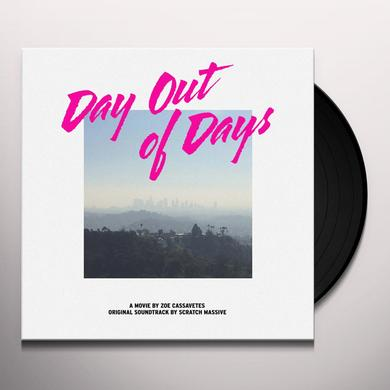 Scratch Massive DAY OUT OF DAYS - O.S.T. Vinyl Record