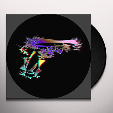 Walton GUNMAN / CAUGHT IN A TRIP Vinyl Record