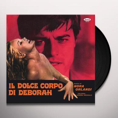 Nora Orlandi IL DOLCE CORPO DI DEBORAH / O.S.T. Vinyl Record