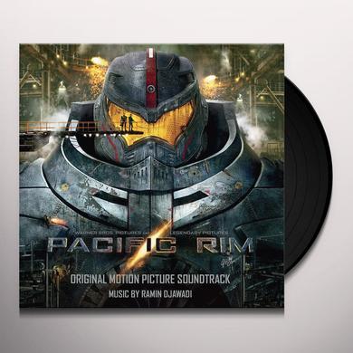 RAMIN DJAWADI PACIFIC RIM / O.S.T. Vinyl Record