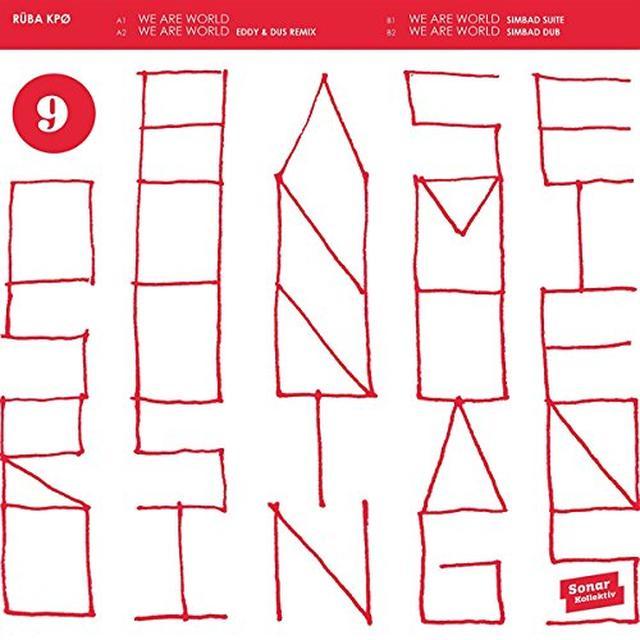RUBA KPO BASED ON MISUNDERSTANDINGS 09 Vinyl Record - UK Import