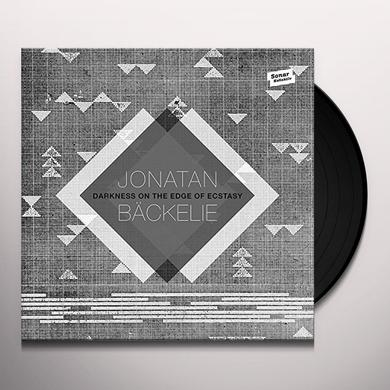 Jonatan Backelie DARKNESS ON THE EDGE OF ECSTASY Vinyl Record - UK Import
