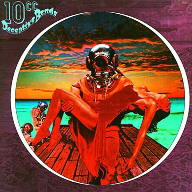 10cc DECEPTIVE BENDS Vinyl Record