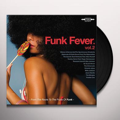 FUNK FEVER 2 / VARIOUS (FRA) FUNK FEVER 2 / VARIOUS Vinyl Record