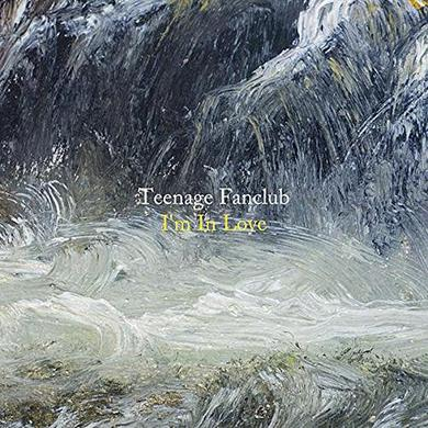 Teenage Fanclub I'M IN LOVE Vinyl Record - UK Import