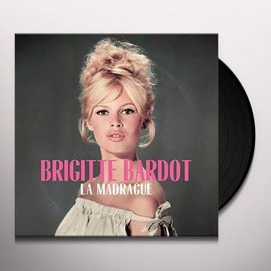 Brigitte Bardot LA MADRAGUE  (FRA) Vinyl Record - 180 Gram Pressing