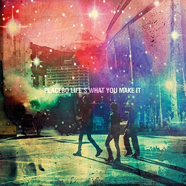 Placebo LIFE'S WHAT YOU MAKE IT (EP) Vinyl Record - UK Import