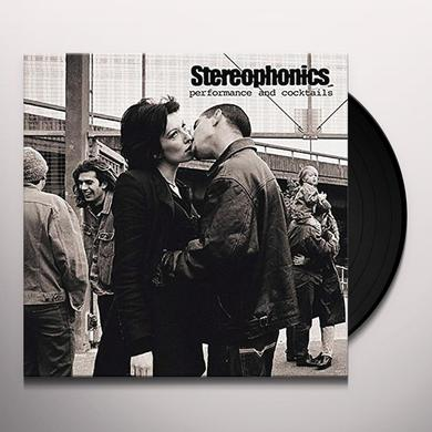 Stereophonics PERFORMANCE & COCKTAILS Vinyl Record - UK Import