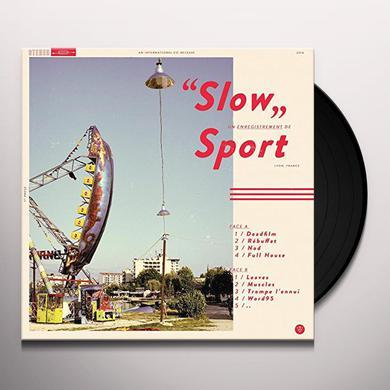 SPORT SLOW Vinyl Record