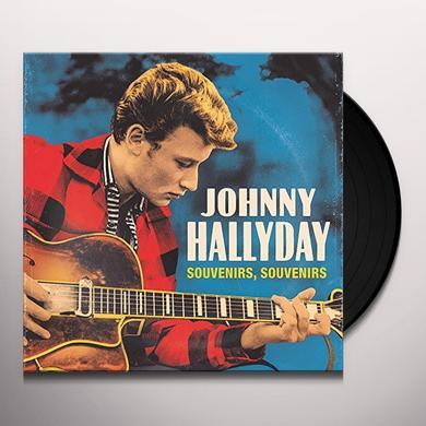 Johnny Hallyday SOUVENIRS SOUVENIRS  (FRA) Vinyl Record - 180 Gram Pressing