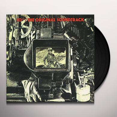 10cc ORIGINAL SOUNDTRACK Vinyl Record