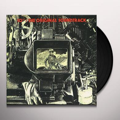 10cc ORIGINAL SOUNDTRACK Vinyl Record - UK Import
