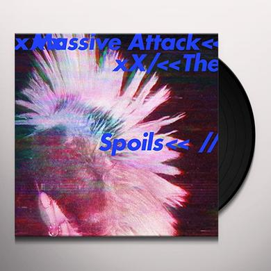 Massive Attack SPOILS (EP) Vinyl Record - UK Import