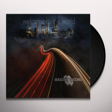 MASSIVE WAGONS WELCOME TO THE WORLD Vinyl Record