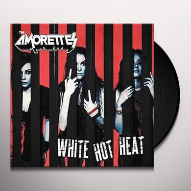 AMORETTES WHITE HOT HEAT Vinyl Record