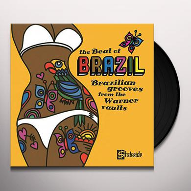 BEAT OF BRAZIL: BRAZILIAN GROOVES FROM THE WARNER Vinyl Record