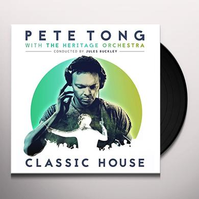 Pete Tong / Heritage Orchestra CLASSIC HOUSE Vinyl Record - UK Import