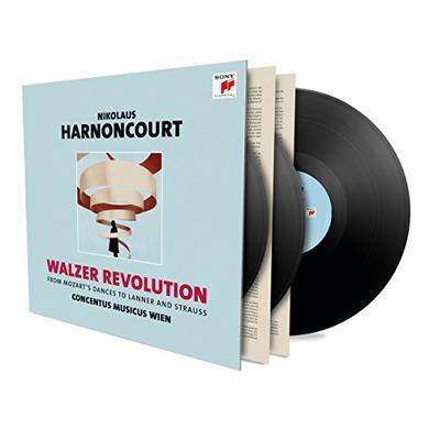 Nikolaus Harnoncourt WALZER REVOLUTION Vinyl Record