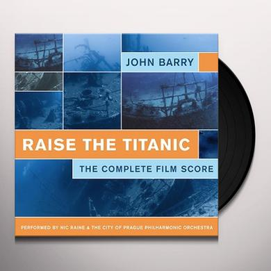 John Barry RAISE THE TITANIC / O.S.T. Vinyl Record