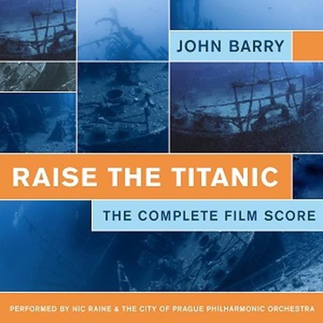 John Barry RAISE THE TITANIC / O.S.T. Vinyl Record