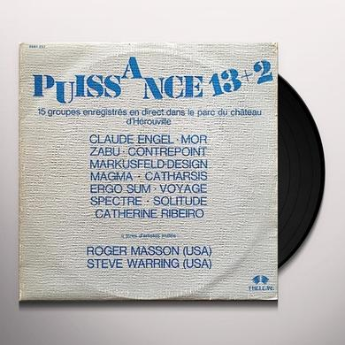 PUISSANCE 13 + 2 / VARIOUS (GATE) (LTD) PUISSANCE 13 + 2 / VARIOUS Vinyl Record - Gatefold Sleeve, Limited Edition