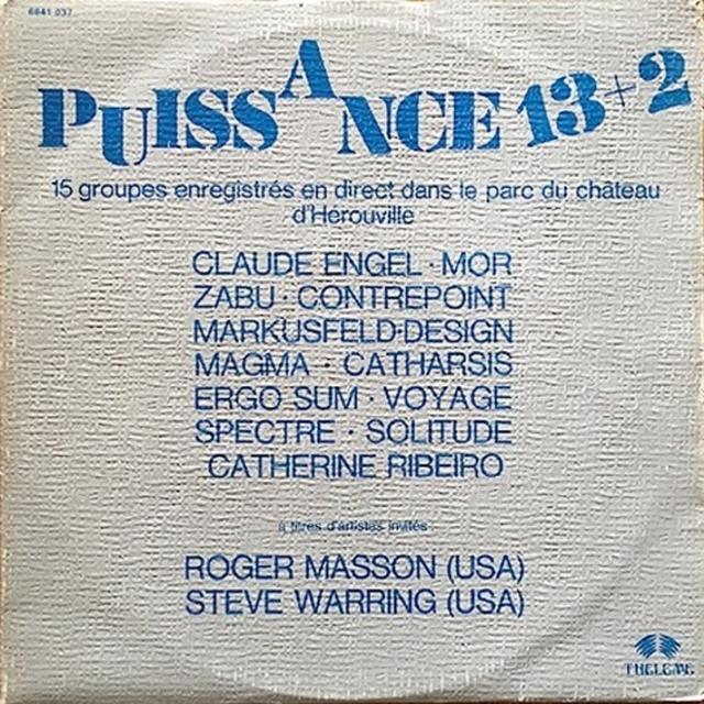 PUISSANCE 13 + 2 / VARIOUS (GATE) (LTD) PUISSANCE 13 + 2 / VARIOUS Vinyl Record - Gatefold Sleeve, Limited Edition
