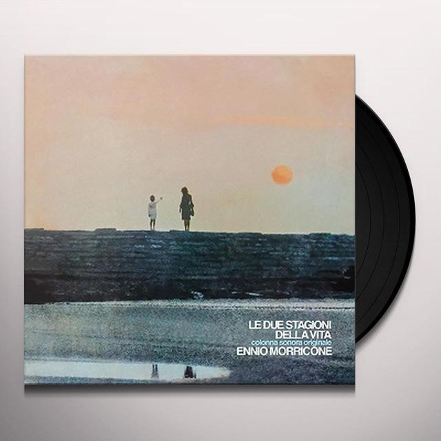 MORRICONE,ENNIO (LTD) (OGV) (WHT) LE DUE STAGIONI DELLA VITA / O.S.T. Vinyl Record - Limited Edition, 180 Gram Pressing