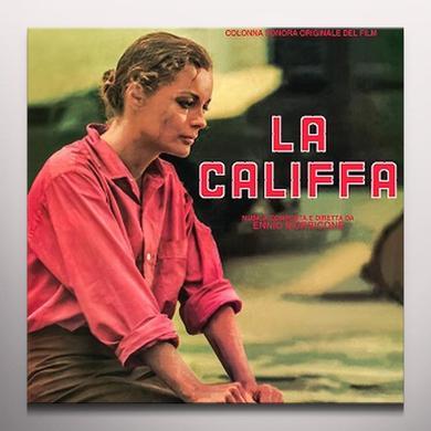 Ennio Morricone LA CALIFFA / O.S.T. Vinyl Record - Limited Edition, 180 Gram Pressing, Pink Vinyl