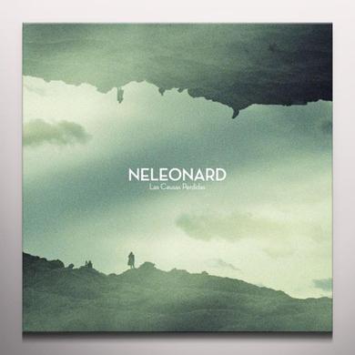 NELEONARD LAS CAUSAS PERDIDAS Vinyl Record - Clear Vinyl, Limited Edition, Digital Download Included