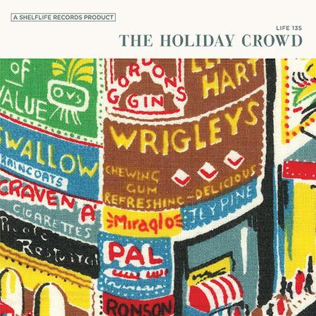 HOLIDAY CROWD Vinyl Record