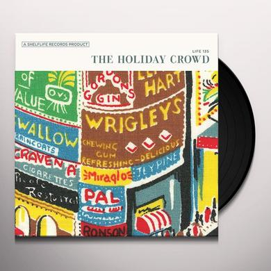 HOLIDAY CROWD Vinyl Record