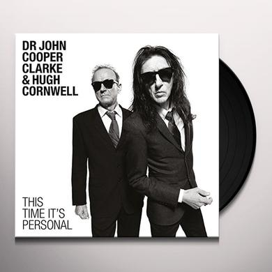 John Cooper Clarke / Hugh Cornwell THIS TIME IT'S PERSONAL Vinyl Record