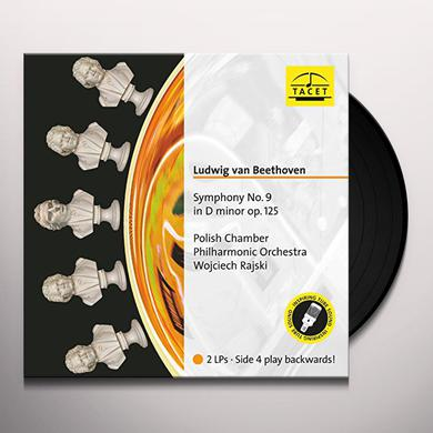 BEETHOVEN / POLISH CHAMBER PHILHARMONIC BEETHOVEN: SYMPHONY 9 IN D MINOR, OP 125 Vinyl Record